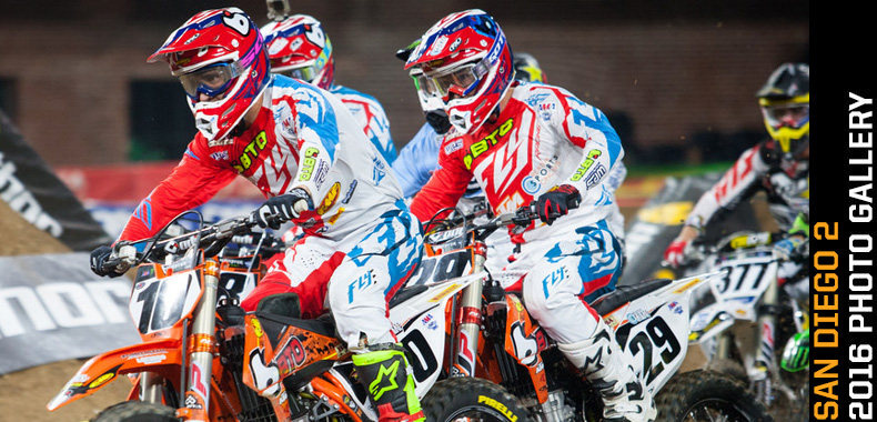 San Diego SX BTO Photo gallery